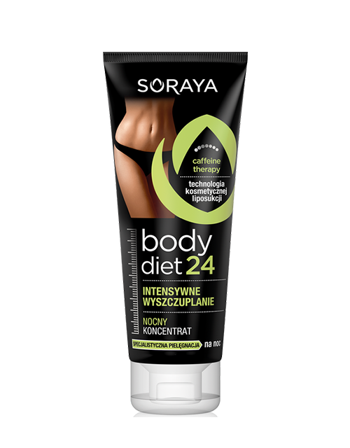 Body diet 24 - Night Concentrate 200ml