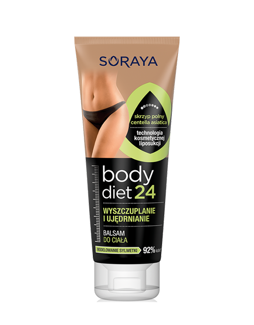Body Diet 24 - Slimming - Firming 200ml