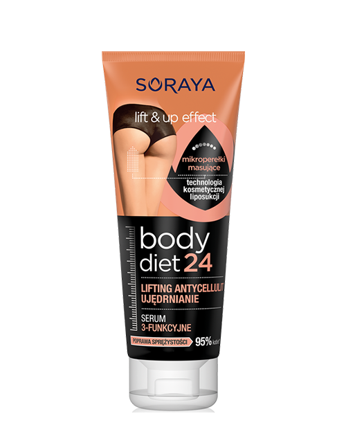 Body Diet 24 - 3 Function Serum 200ml
