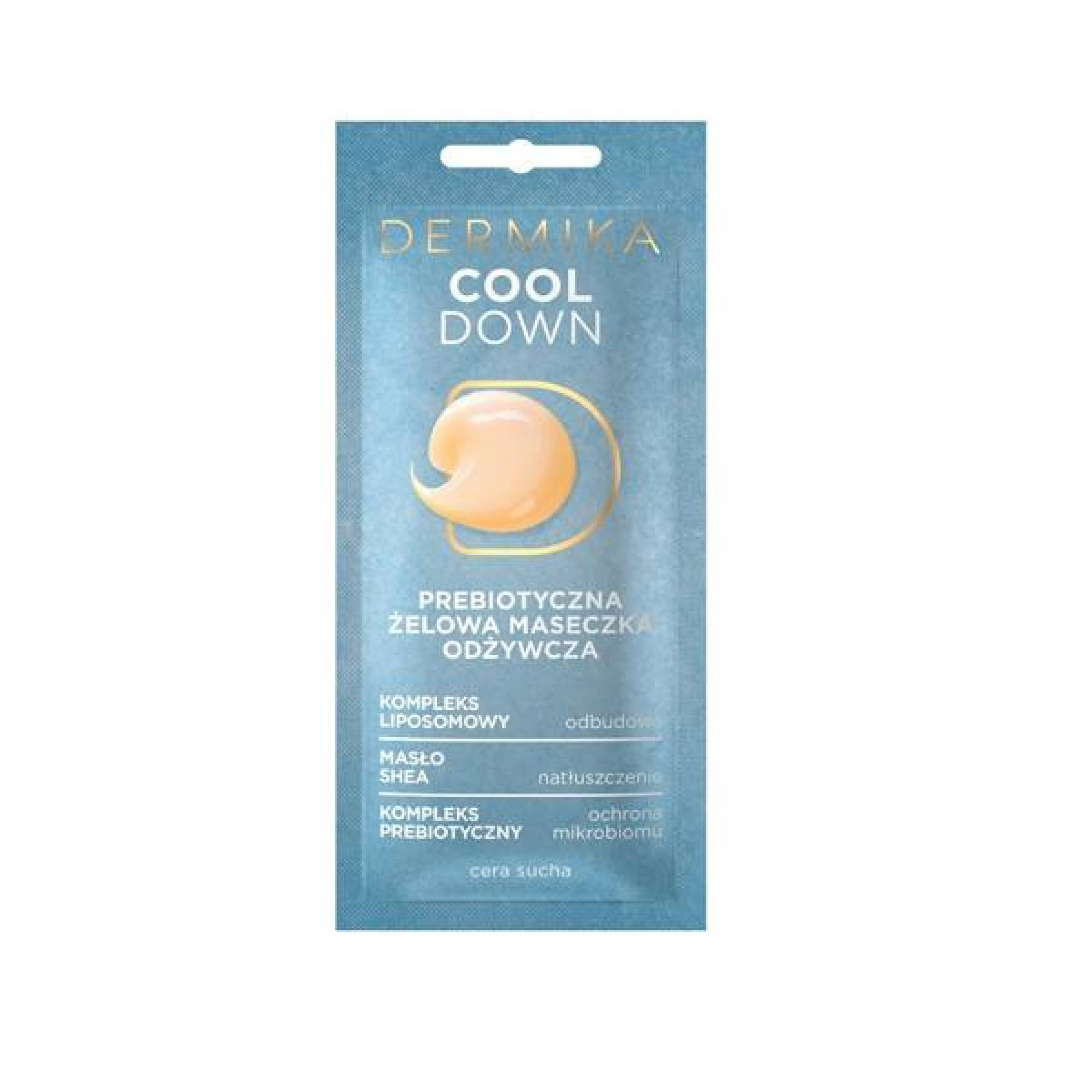 Cool down- Μασκα αντιγήρανσης 10ml