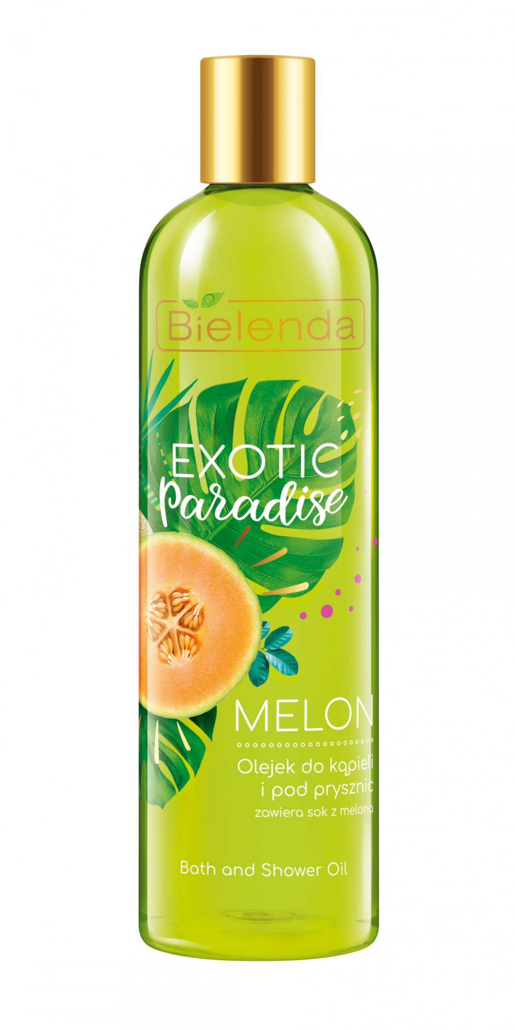 Exotic Paradise Melon 400ml