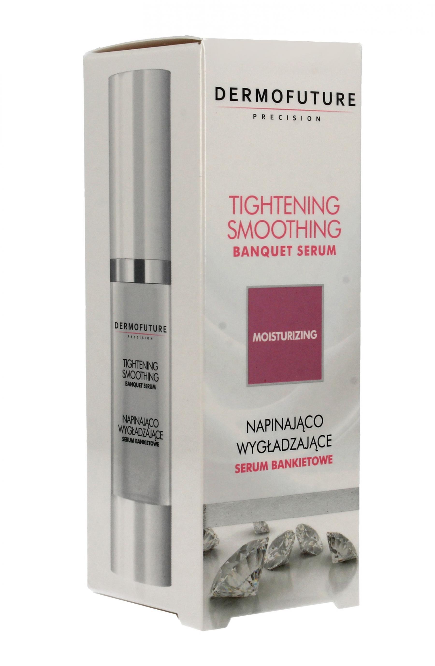 Tightening smoothing serum 30ml