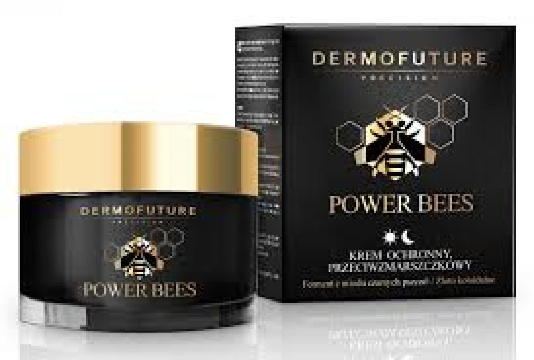 Power bees face cream 50ml