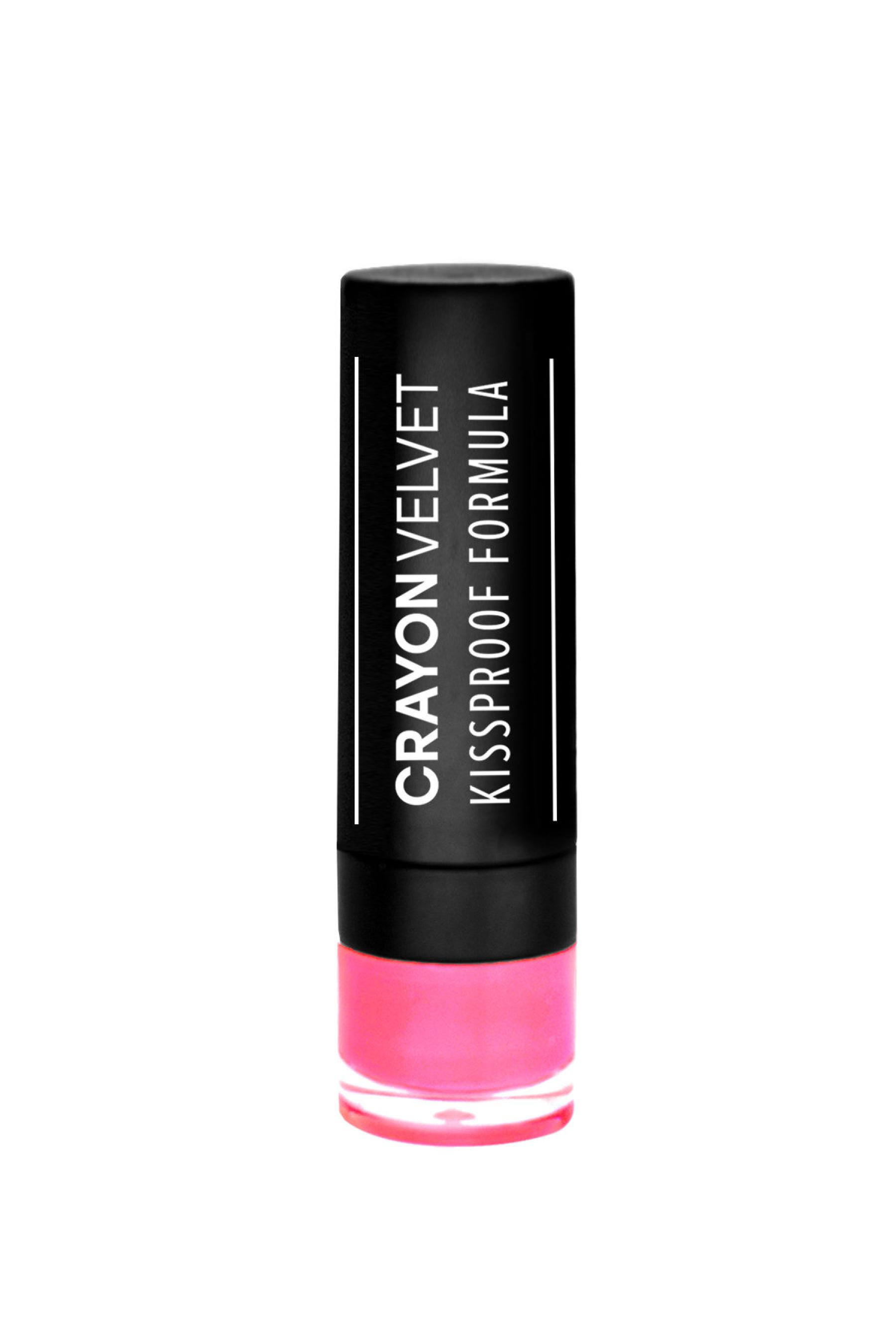 Crayon Velvet #512 (Shocking Pink)
