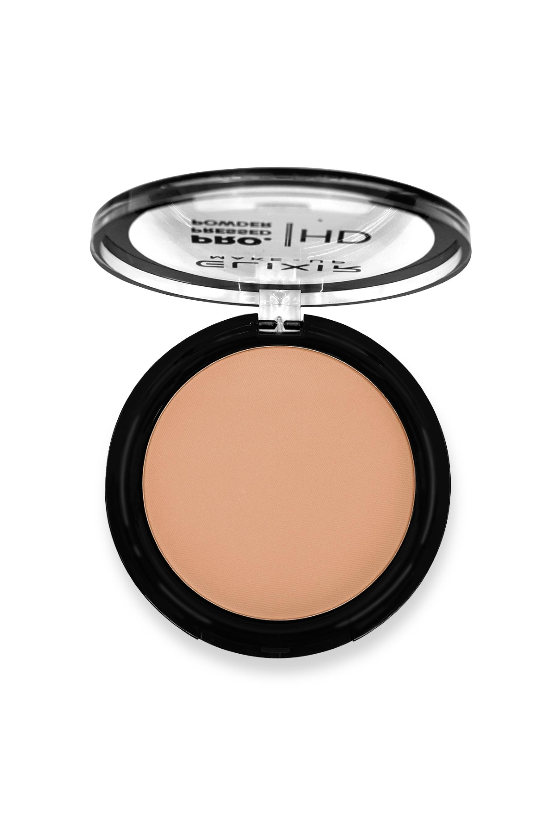 PRO. Pressed Powder HD 203 (Smooth Cocoa)