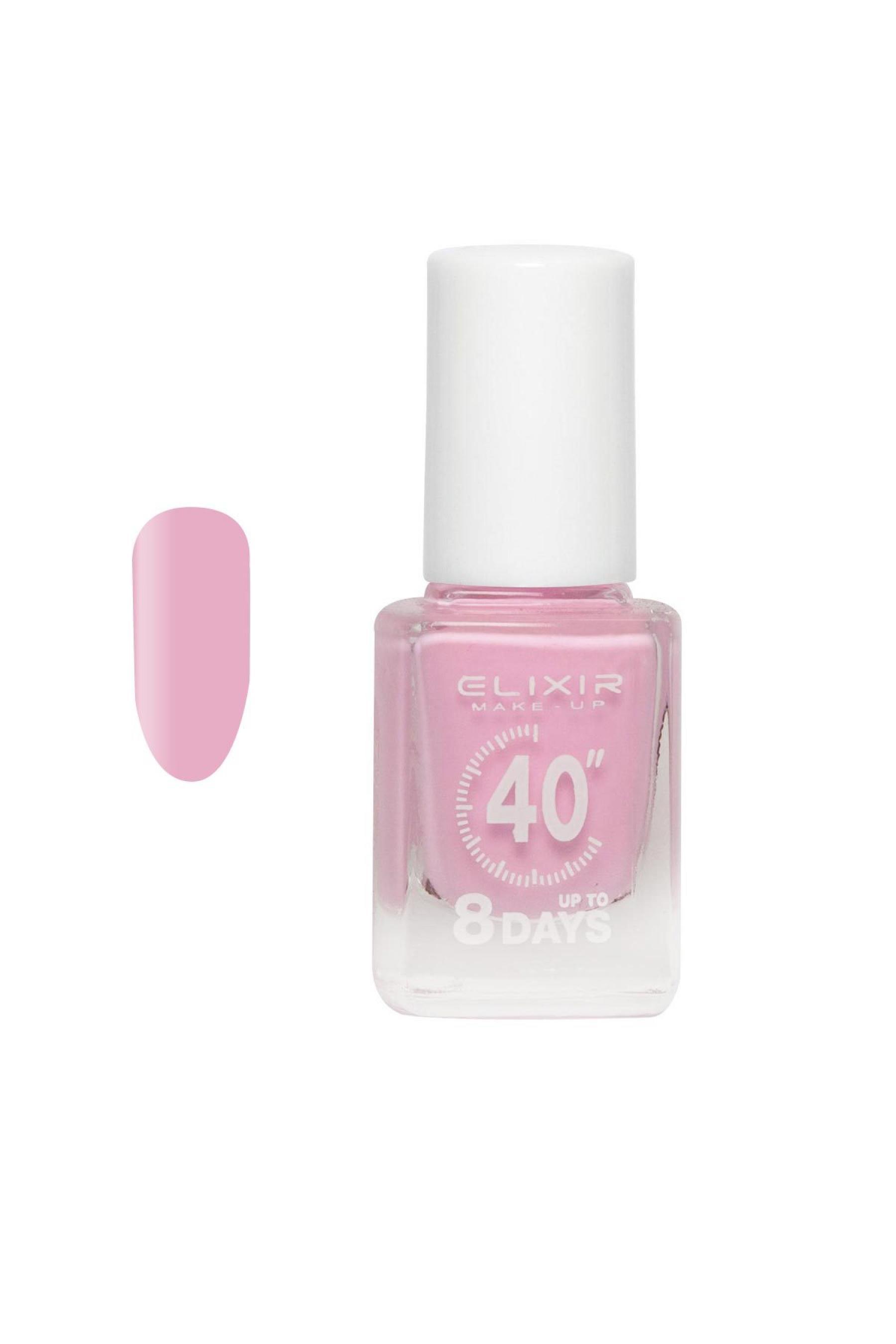 Βερνίκι 40″ Up to 8 Days 133 (Baby Pink)