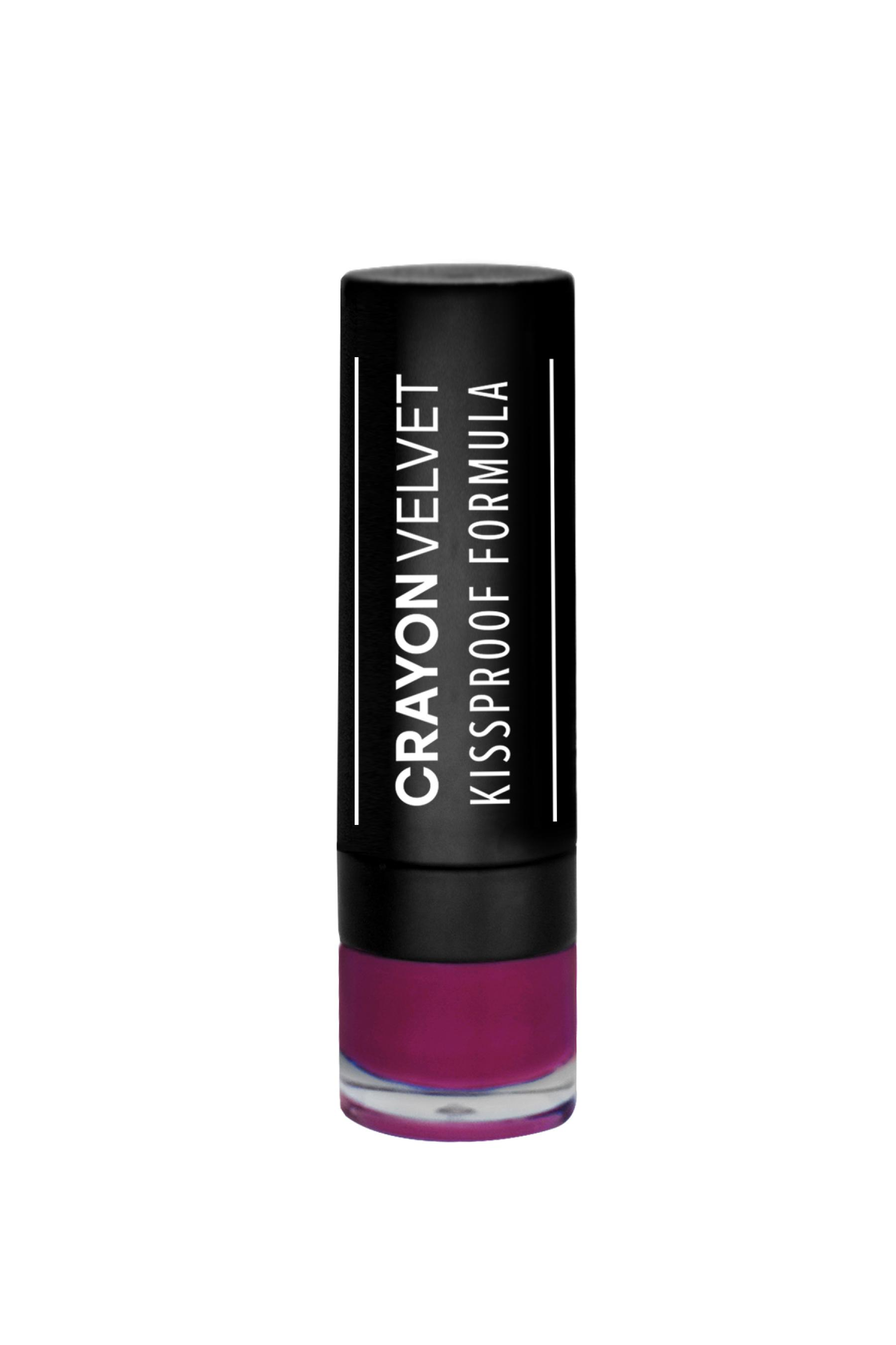 Crayon Velvet 555 (Mulberry)