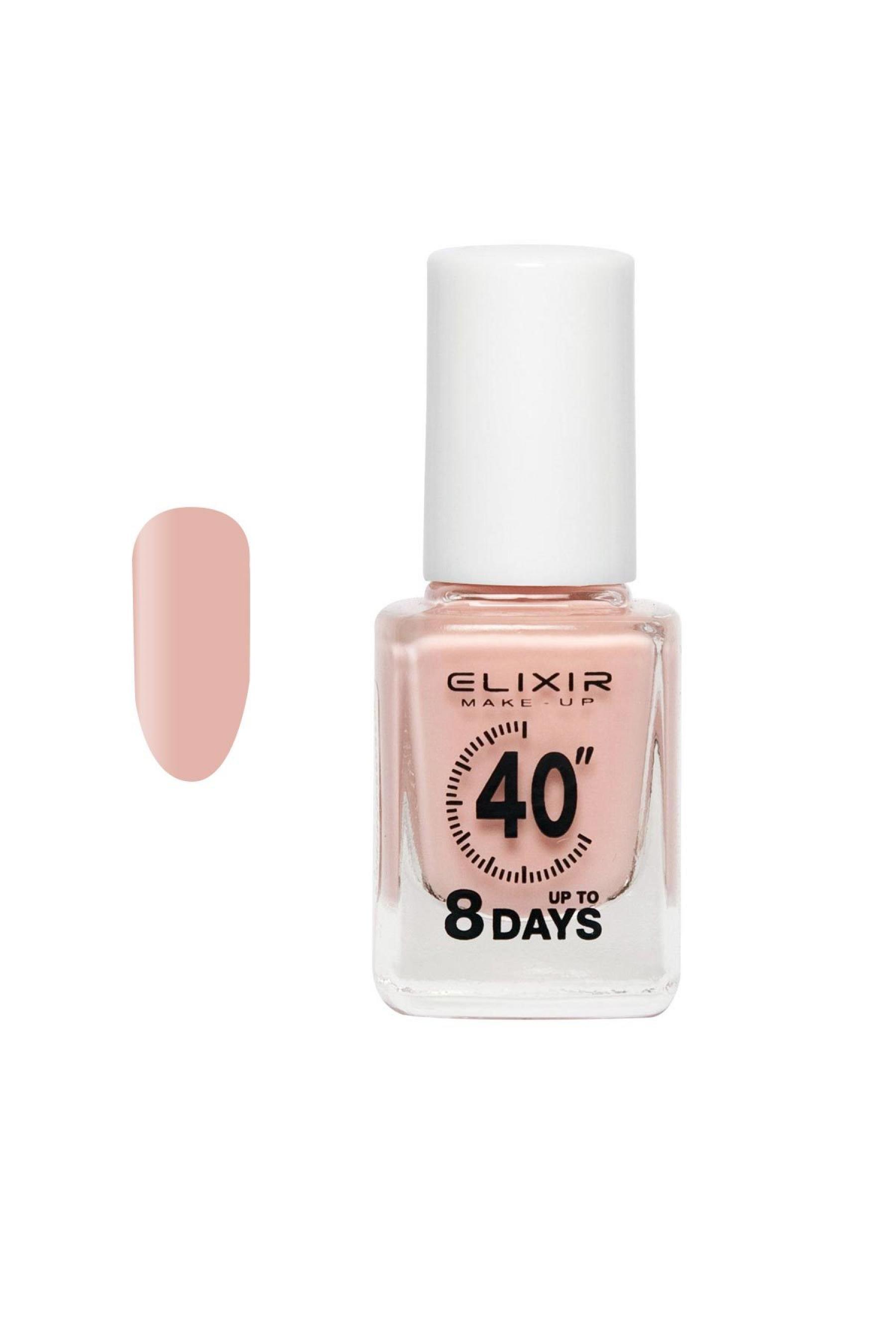 Βερνίκι 40″ Up to 8 Days 06(French Pink)
